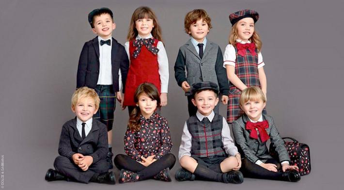 Детская мода: от истории к современности