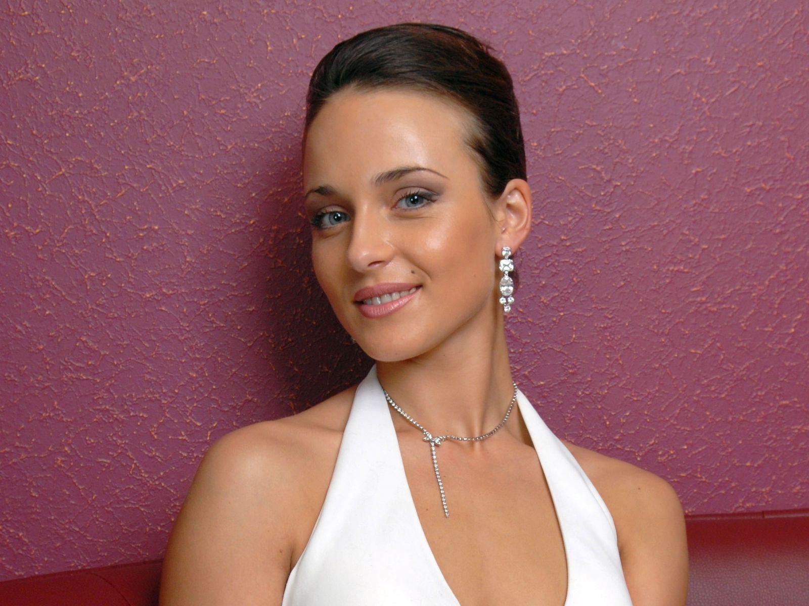 Анна Снаткина попробовала себя в роли модели