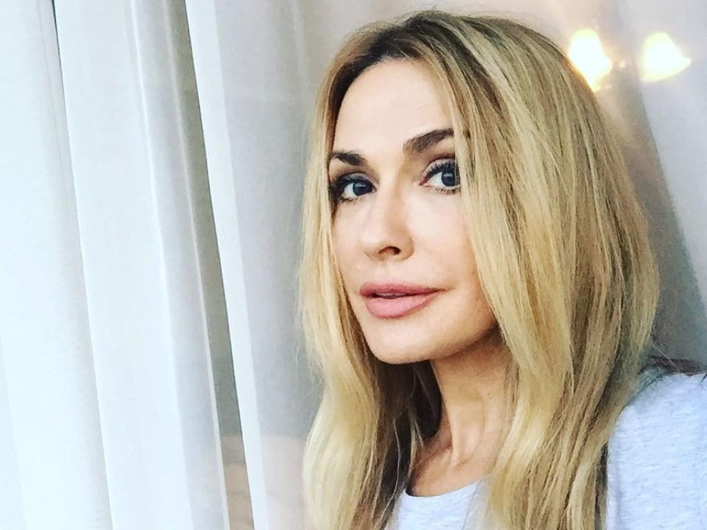 Ольга Сумская поделилась архивным семейным снимком