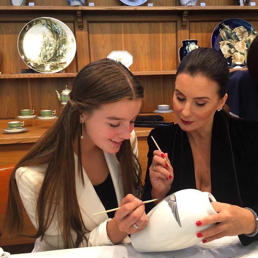 Дочь Екатерины Стриженовой наслаждается отдыхом в Турции