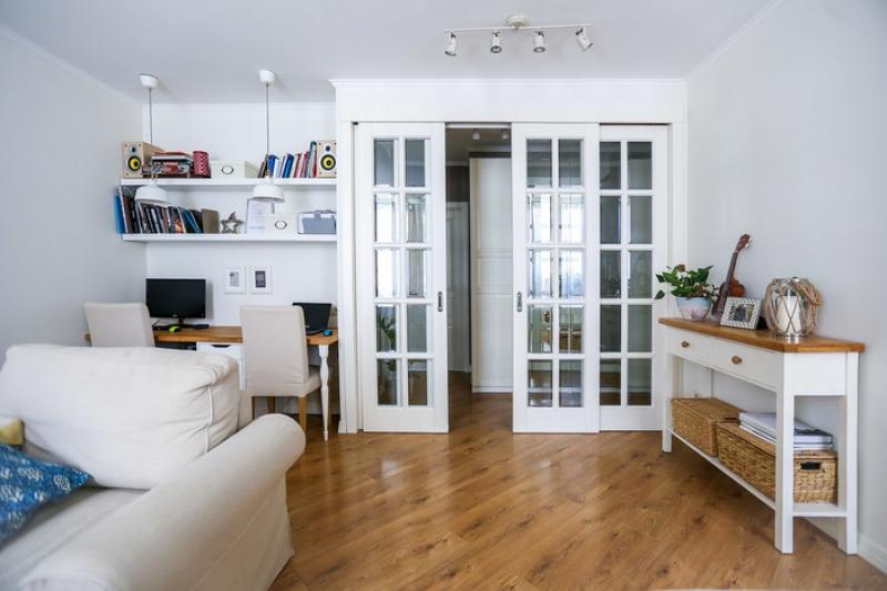 Раздвижные двери – удобно, практично, комфортно