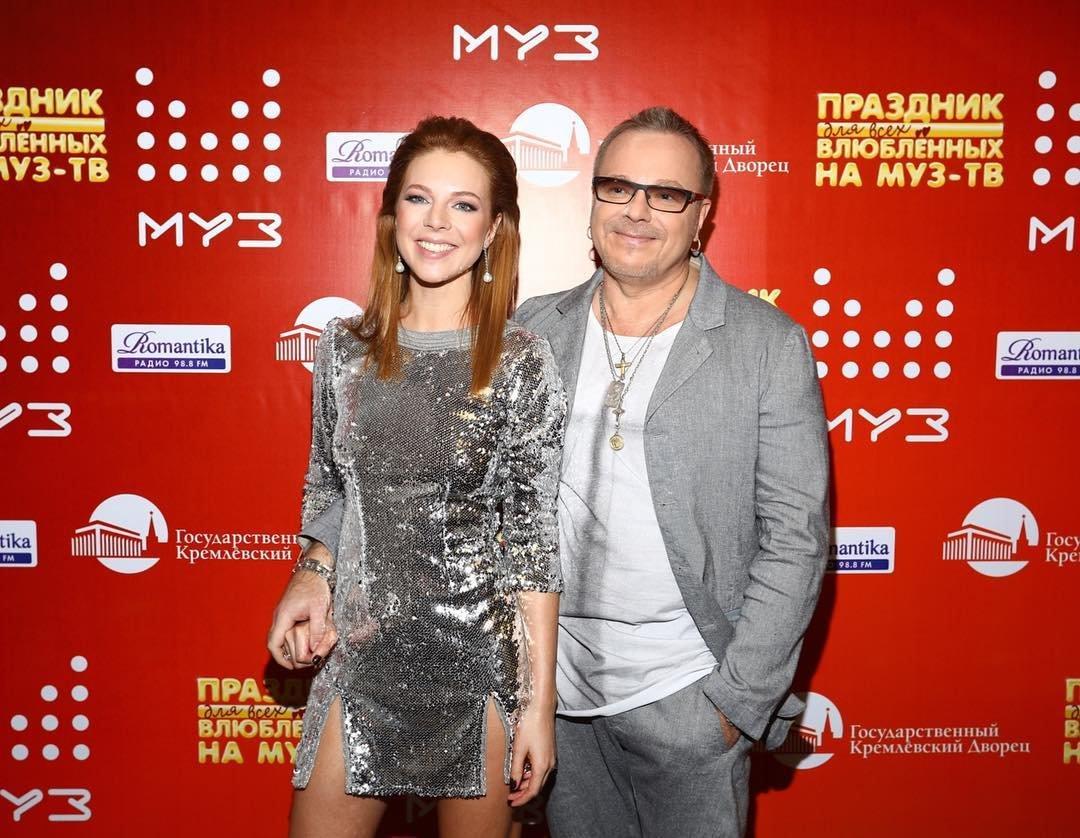 Наталья Подольская и Владимир Пресняков снялись в популярном телешоу