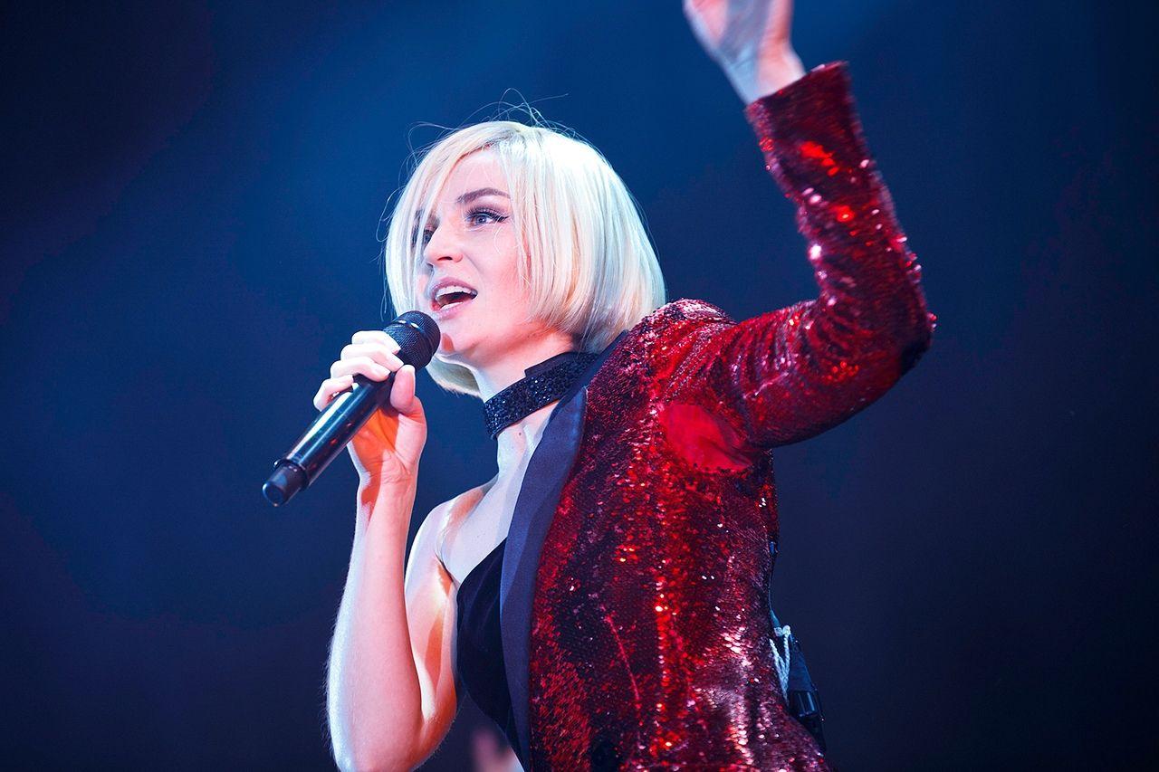 Полина Гагарина рассказала о своем участии в проекте Singer