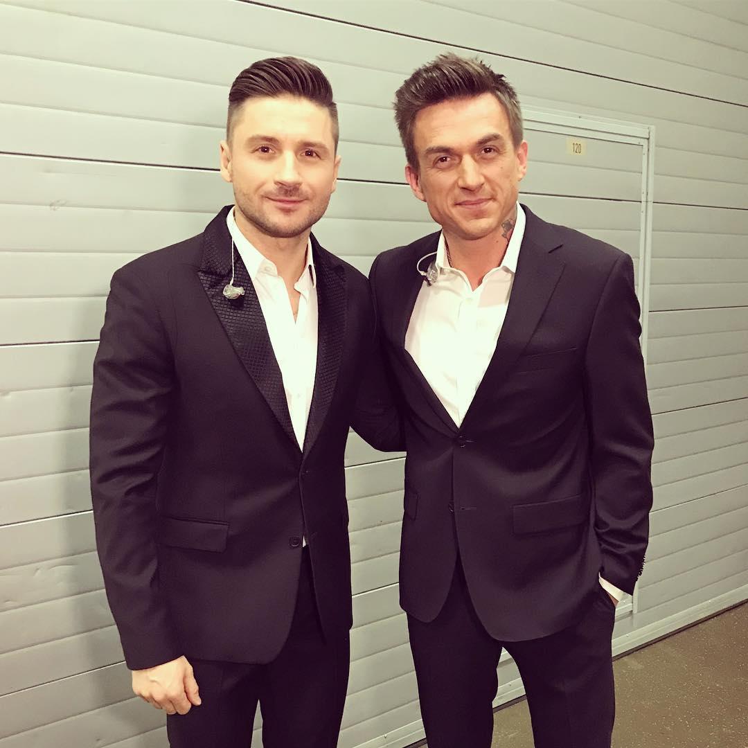 Влад Топалов и Сергей Лазарев снова вместе