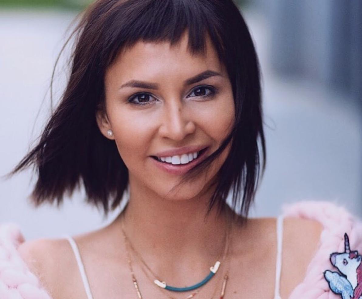 Натали Неведрова расплела свои косички