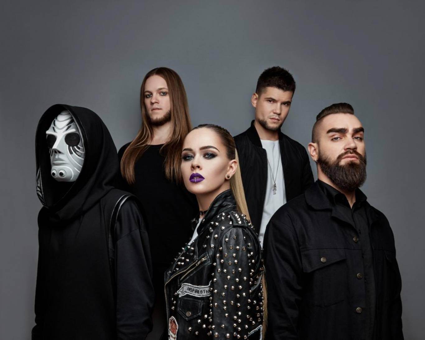 The Hardkiss обнародовали свой новый клип на песню «Серце»
