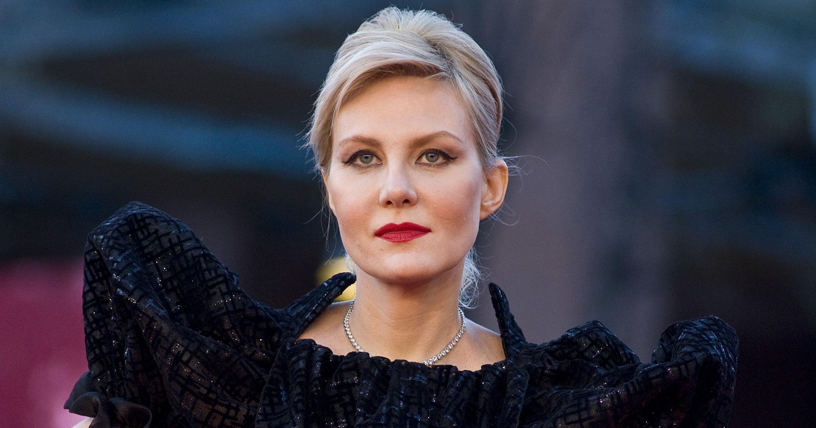 Рената Литвинова создала ретро-образ для нового фильма