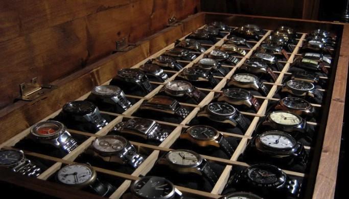 Шкатулки для часов ― как правильно хранить чаcы?