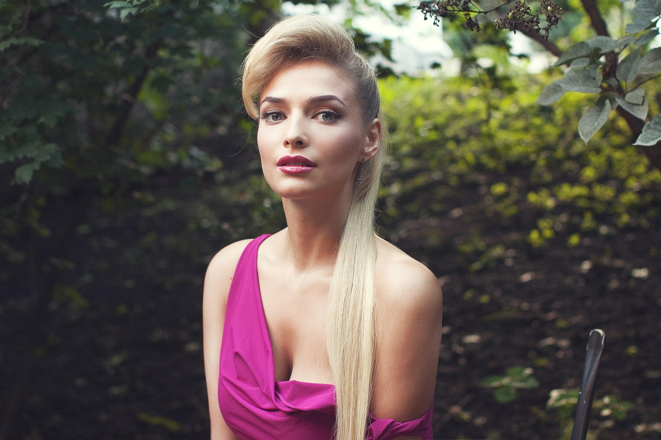 Татьяна Котова позировала в нижнем белье
