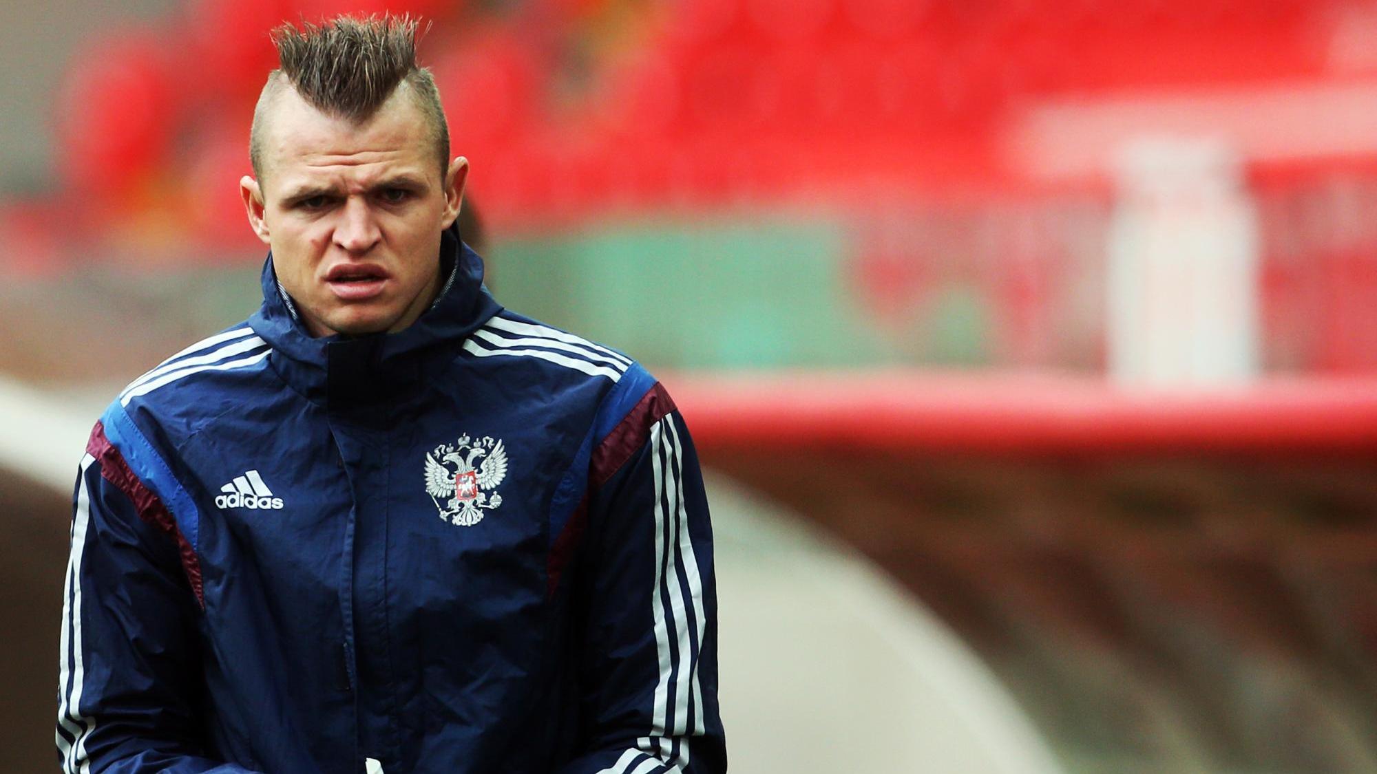 Дмитрию Тарасову запретили выезжать за границу и арестовали счета футболиста