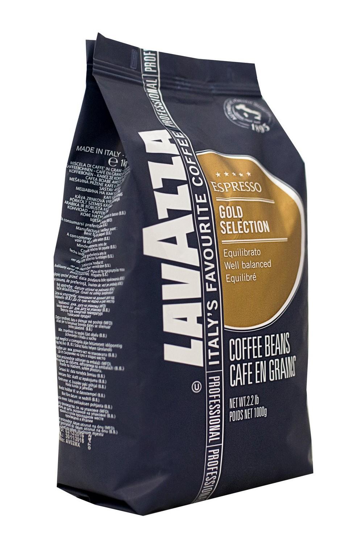 Кофе в зернах Lavazza – рецептура проверенная столетием