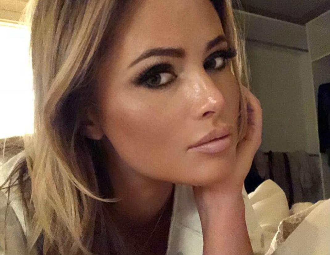 Дана Борисова в цветочном платье отдыхает в Сочи