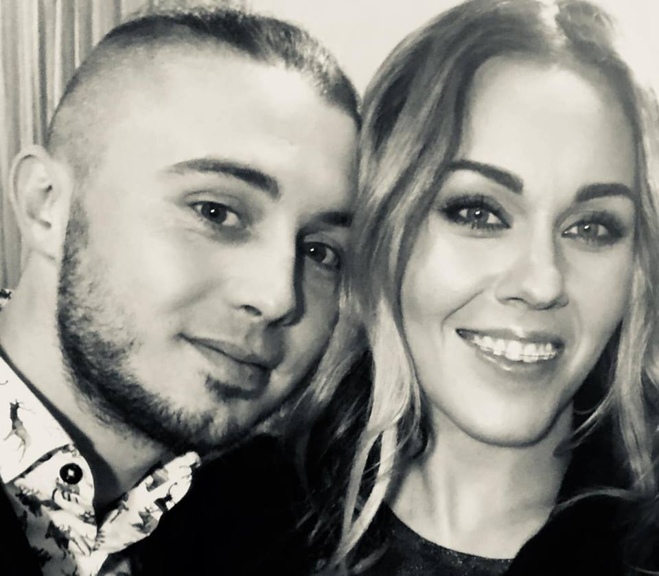 Тарас Тополя и Alyosha  вышли в свет вместе