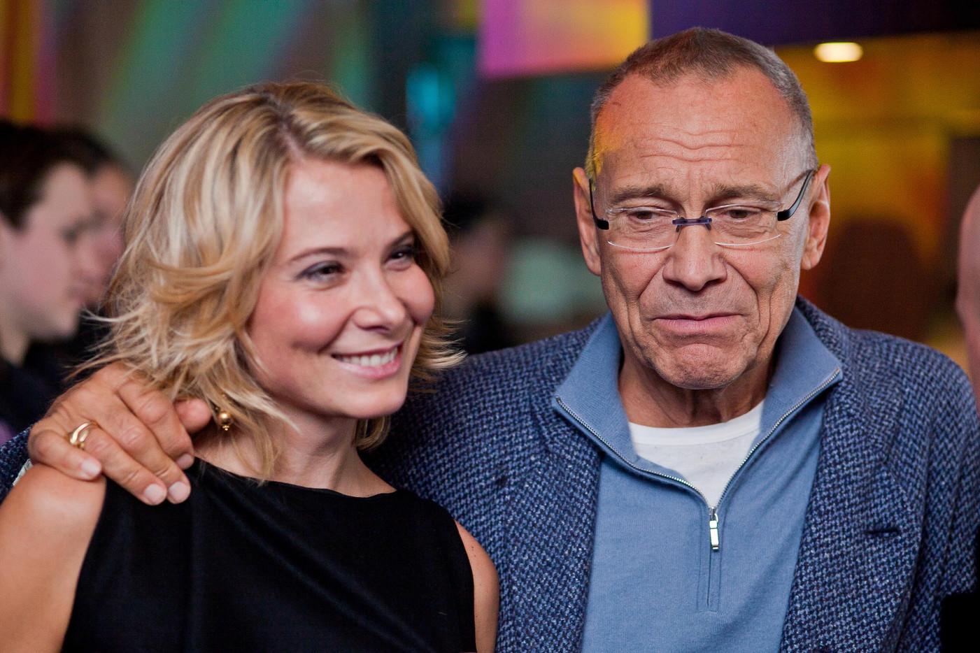 Юлия Высоцкая опубликовала эффектное фото с мужем