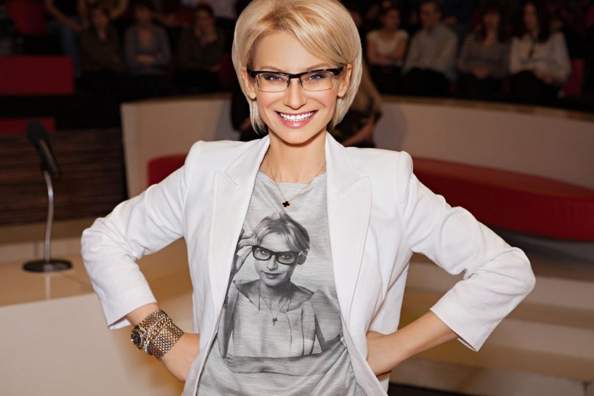Эвелина Хромченко показала, как выглядела в 17 лет