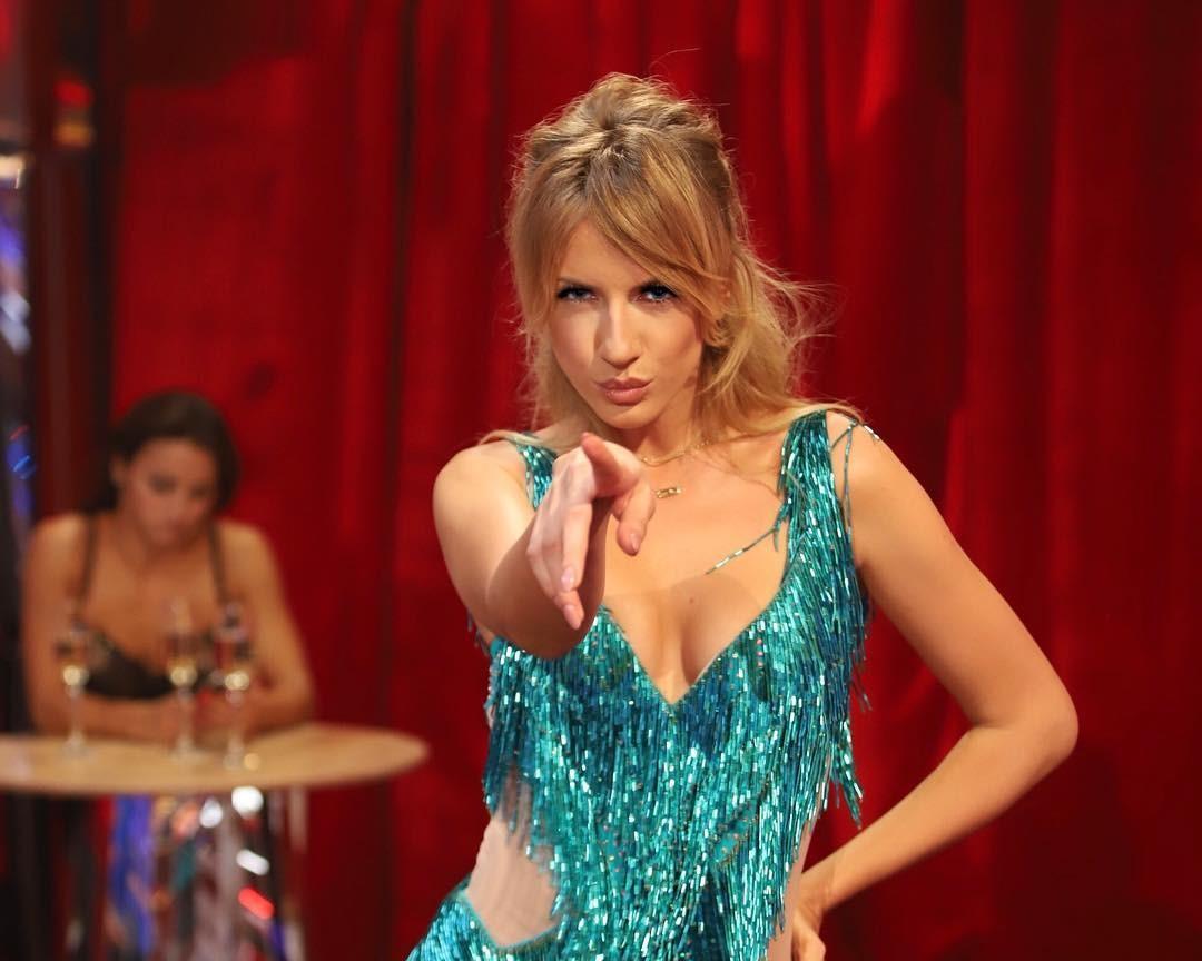 Леся Никитюк блистала на кинофестивале в эффектном платье