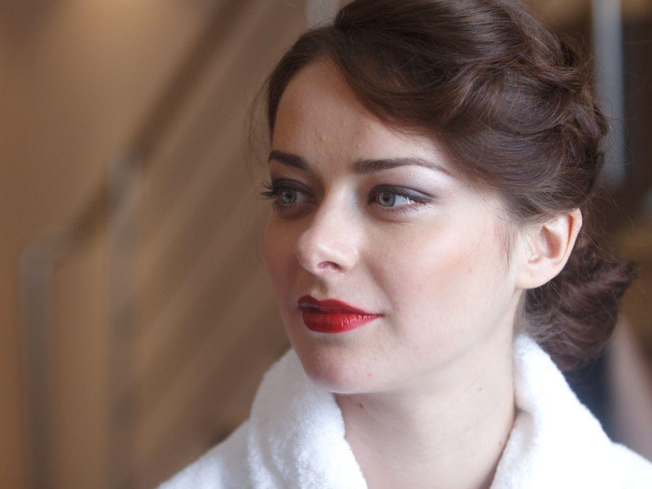 Марина Александрова чувствует себя парижанкой