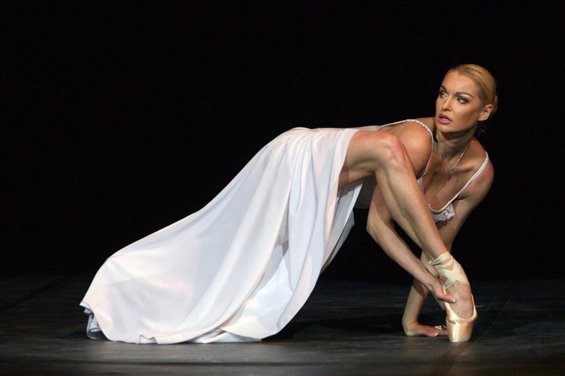 Анастасия Волочкова удивила своей худобой