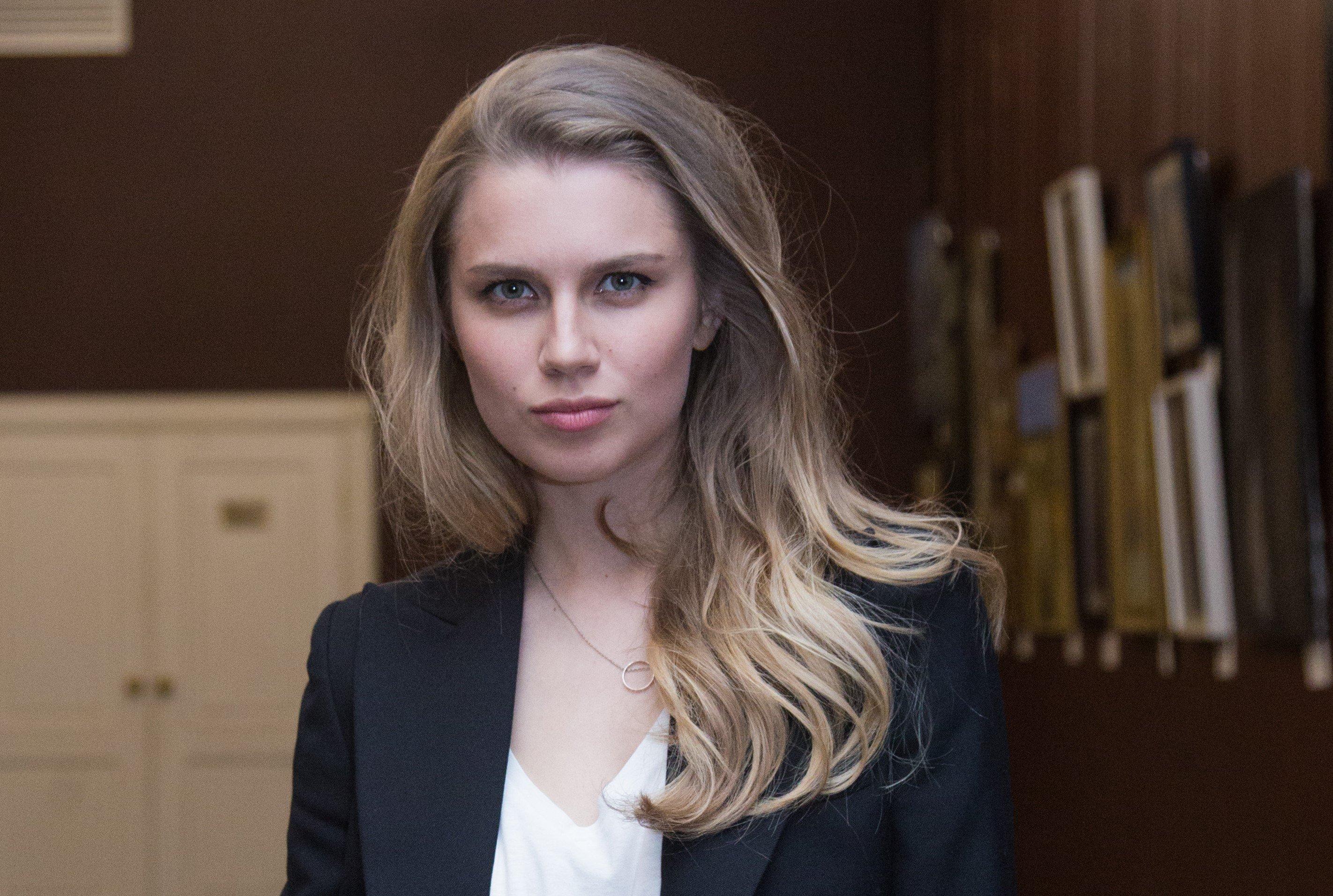 Даша Мельникова показала лицо старшего сына