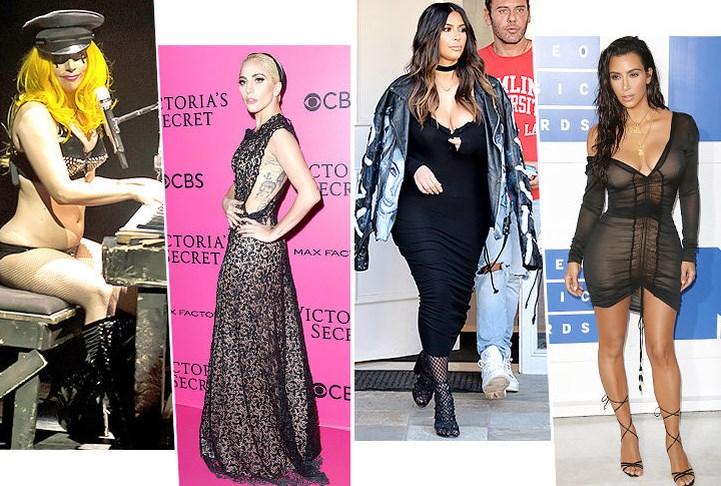 Из гадкого утёнка в прекрасного лебедя: 6 российских звёздных женщин, которым удалось избавиться от лишнего веса