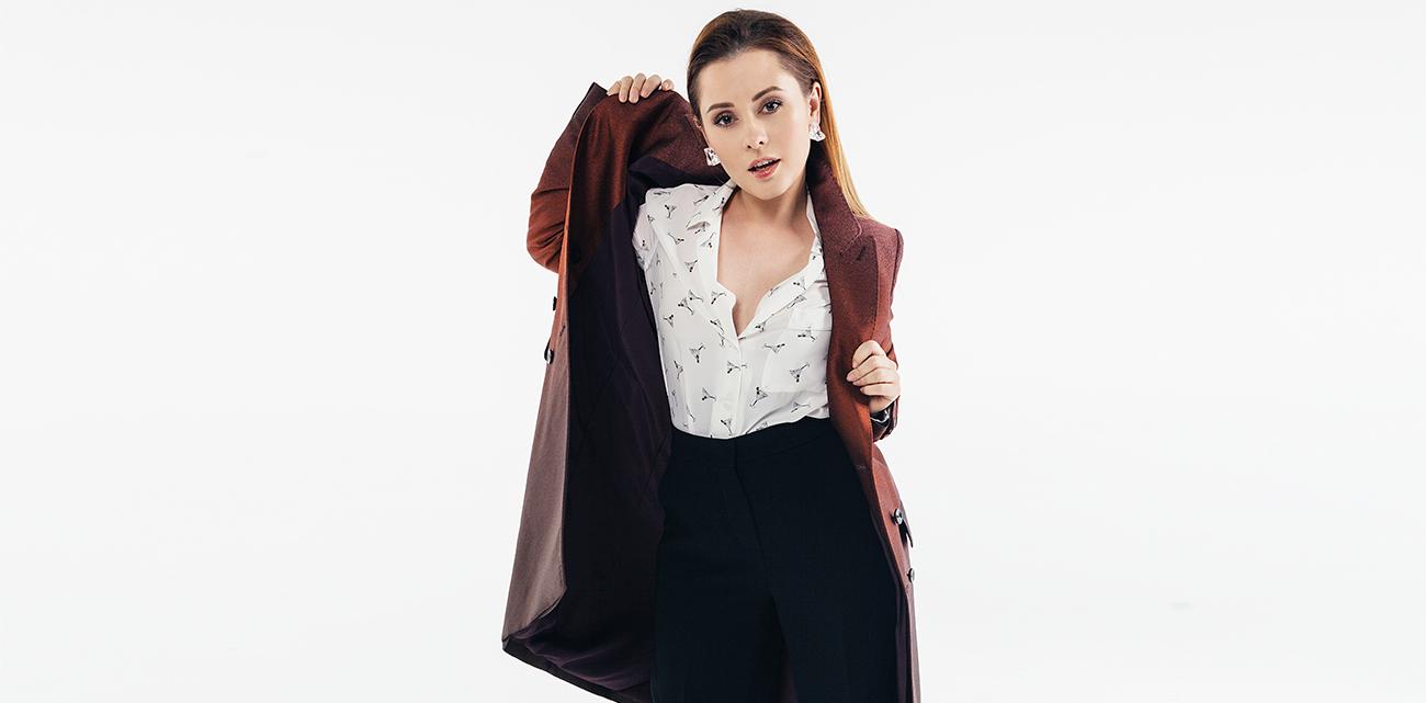 Мария Кравченко придерживается поста