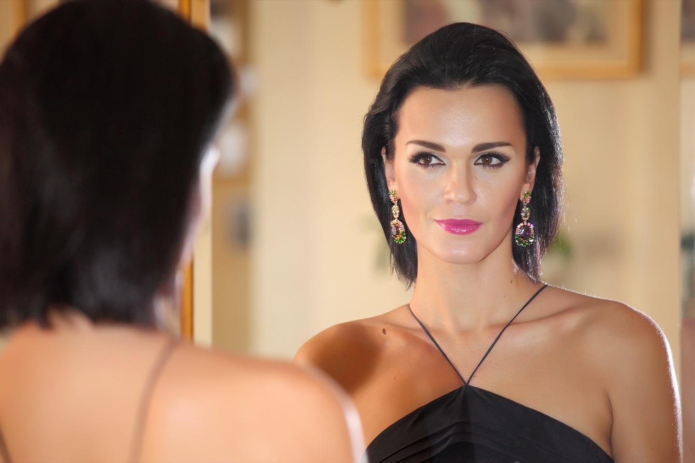 Певица Слава вышла в свет со своим возлюбленным