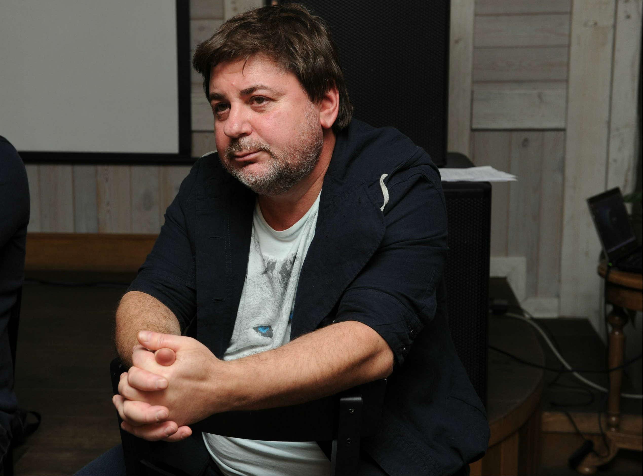 Александр Цекало похудел на 10 килограммов ради молодой жены