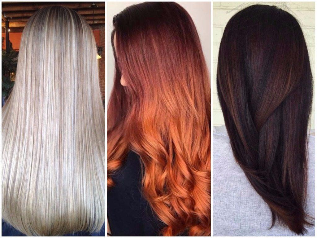 Модное окрашивание: какой цвет волос выбрать летом 2019?
