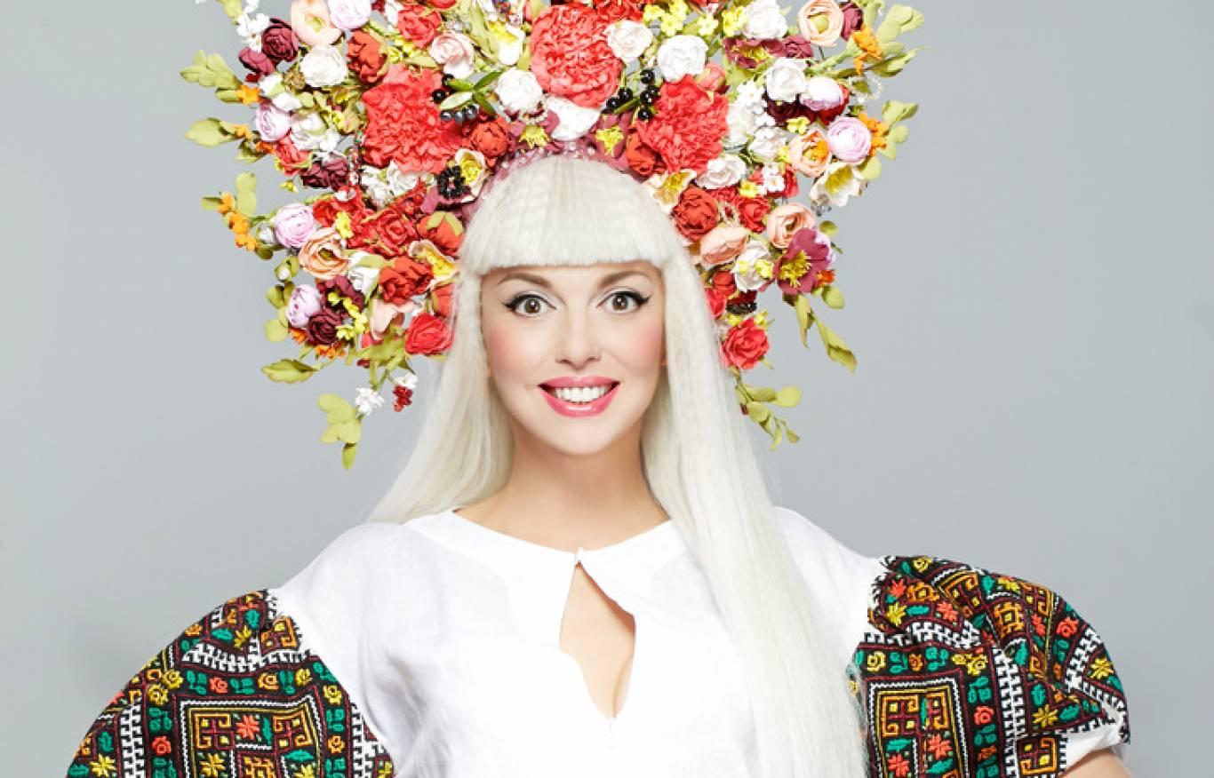 Оля Полякова показала подросших дочерей