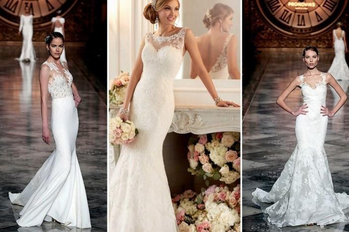 Свадебные платья со съемной юбкой – тренд 2019 года