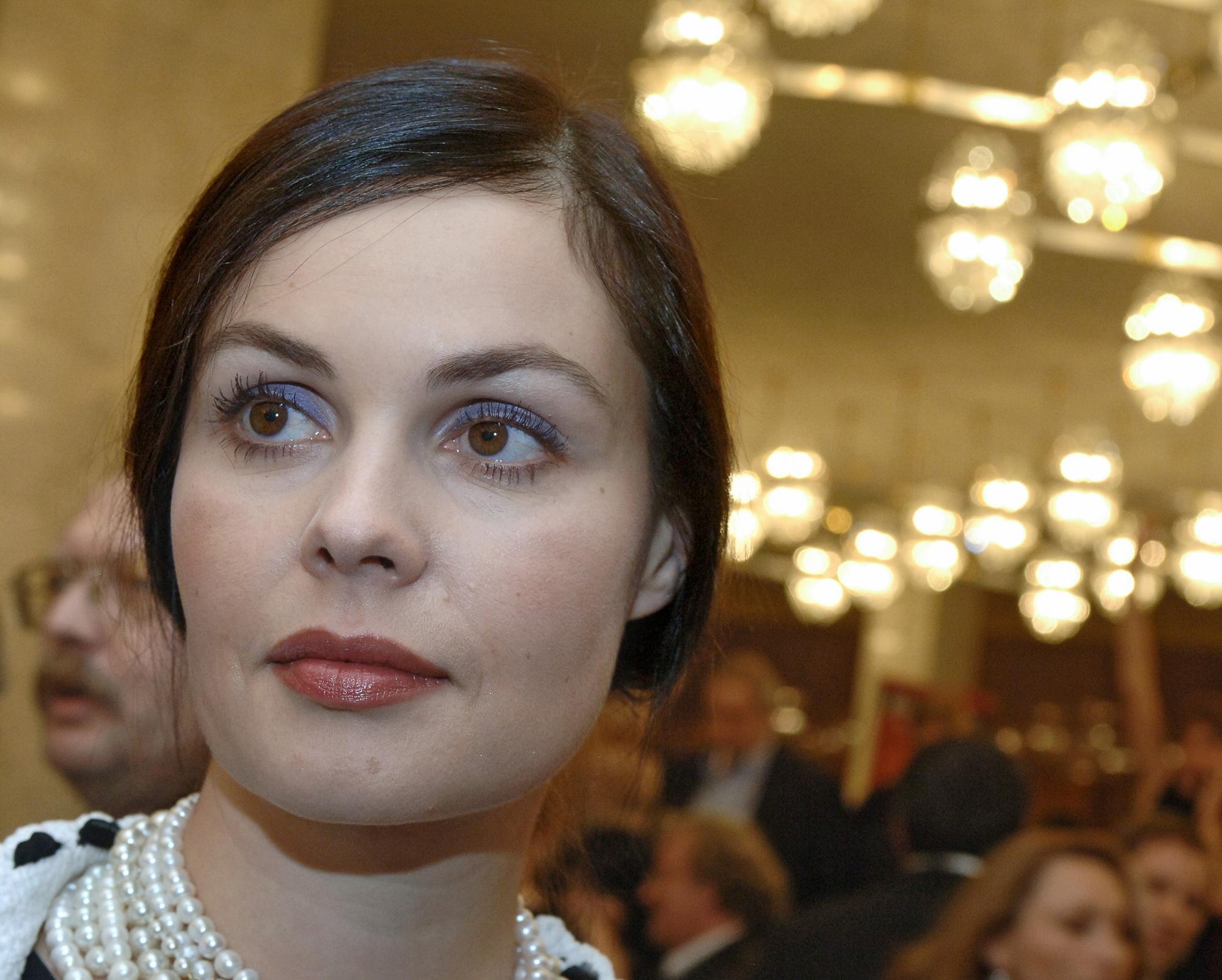 Екатерина Андреева стала глодать по 16 часов в сутки