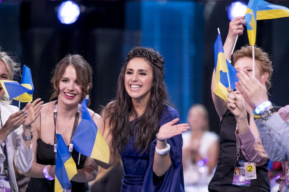 Джамала вспомнила о своей победе на «Евровидение»