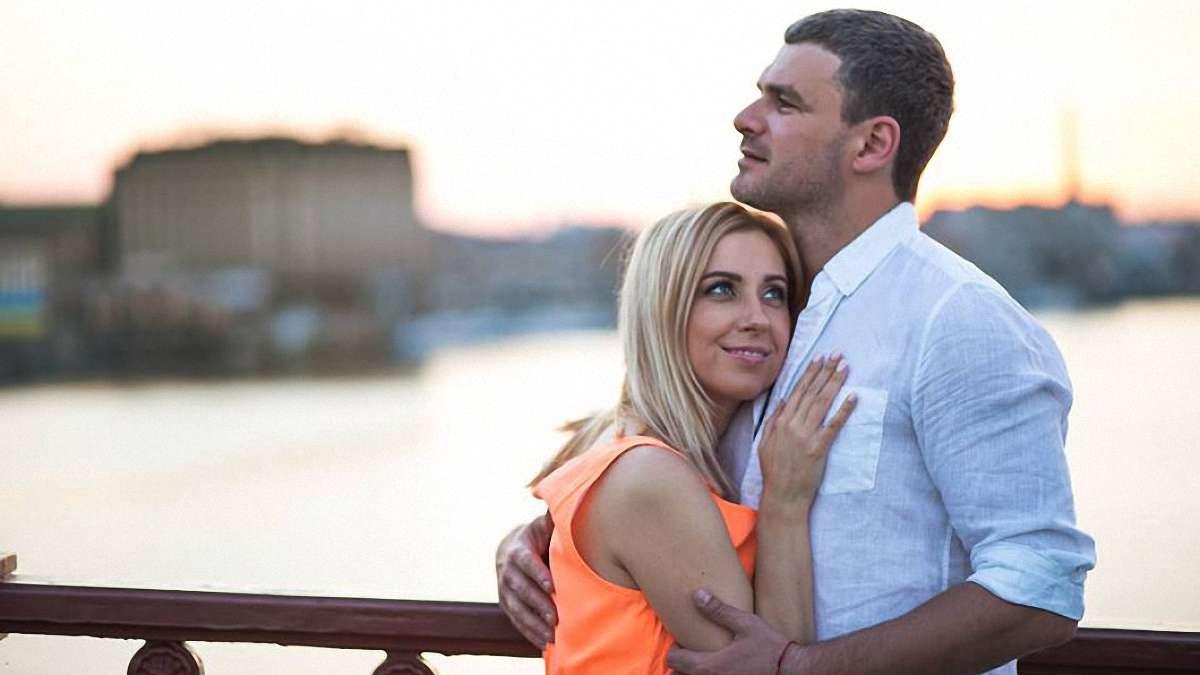 Тоня Матвиенко и Арсен Мирзоян отметили вторую годовщину свадьбы