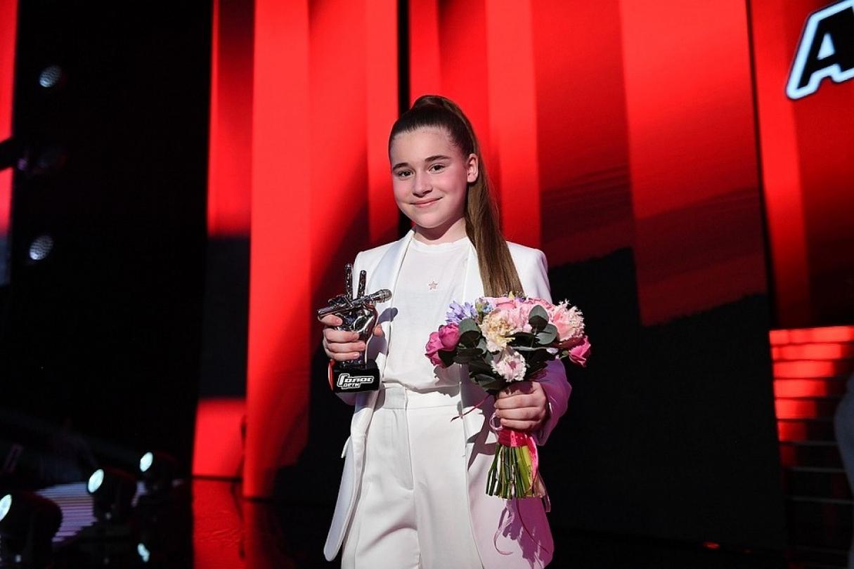 Дочь Алсу отказалась от участия в повторном финале шоу «Голос.Дети»
