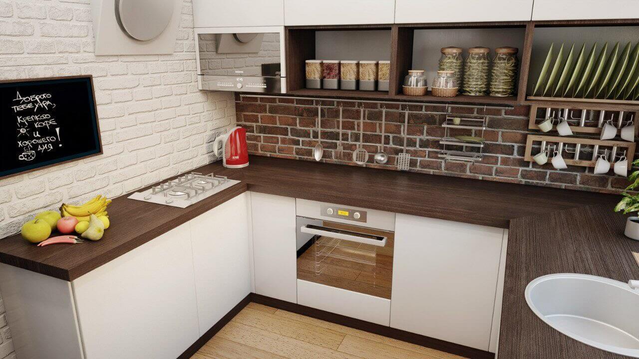 7 простых лайфхаков для маленьких кухонь