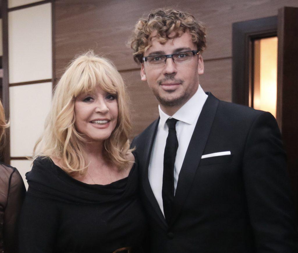 Алла Пугачева и Максим Галкин побывали на юбилее ресторана «Пушкинъ»