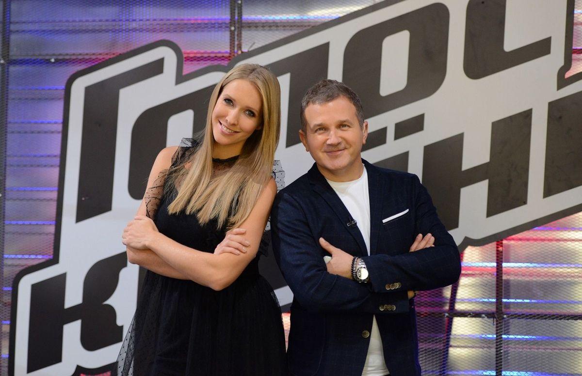 Катя Осадчая взяла интервью у своего супруга
