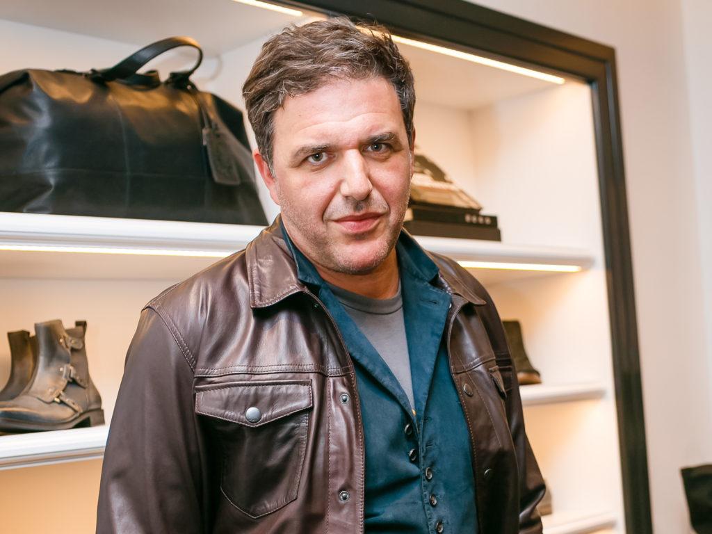 Максим Виторган подтвердил роман с Нино Нинидзе
