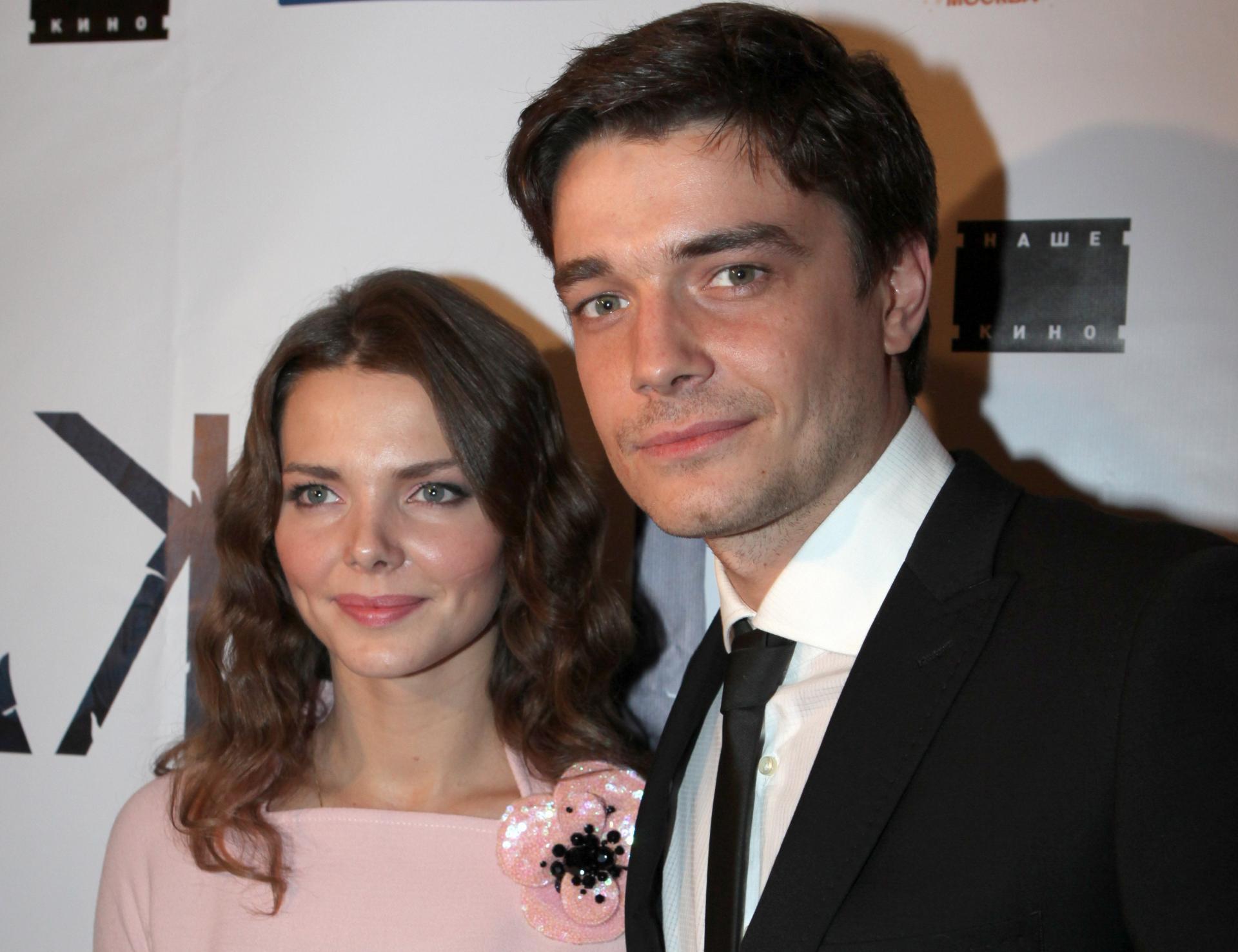 Елизавета Боярская и Максим Матвеев отдыхают в Лондоне