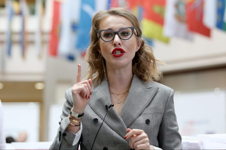 Ксения Собчак требует извинений от Ольги Бузовой