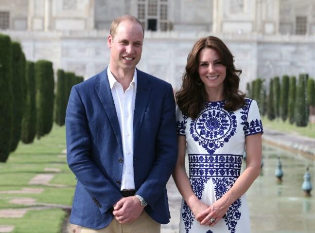 Принц Уильям и Кейт Миддлтон прокомментировали появление на свет нового члена семьи