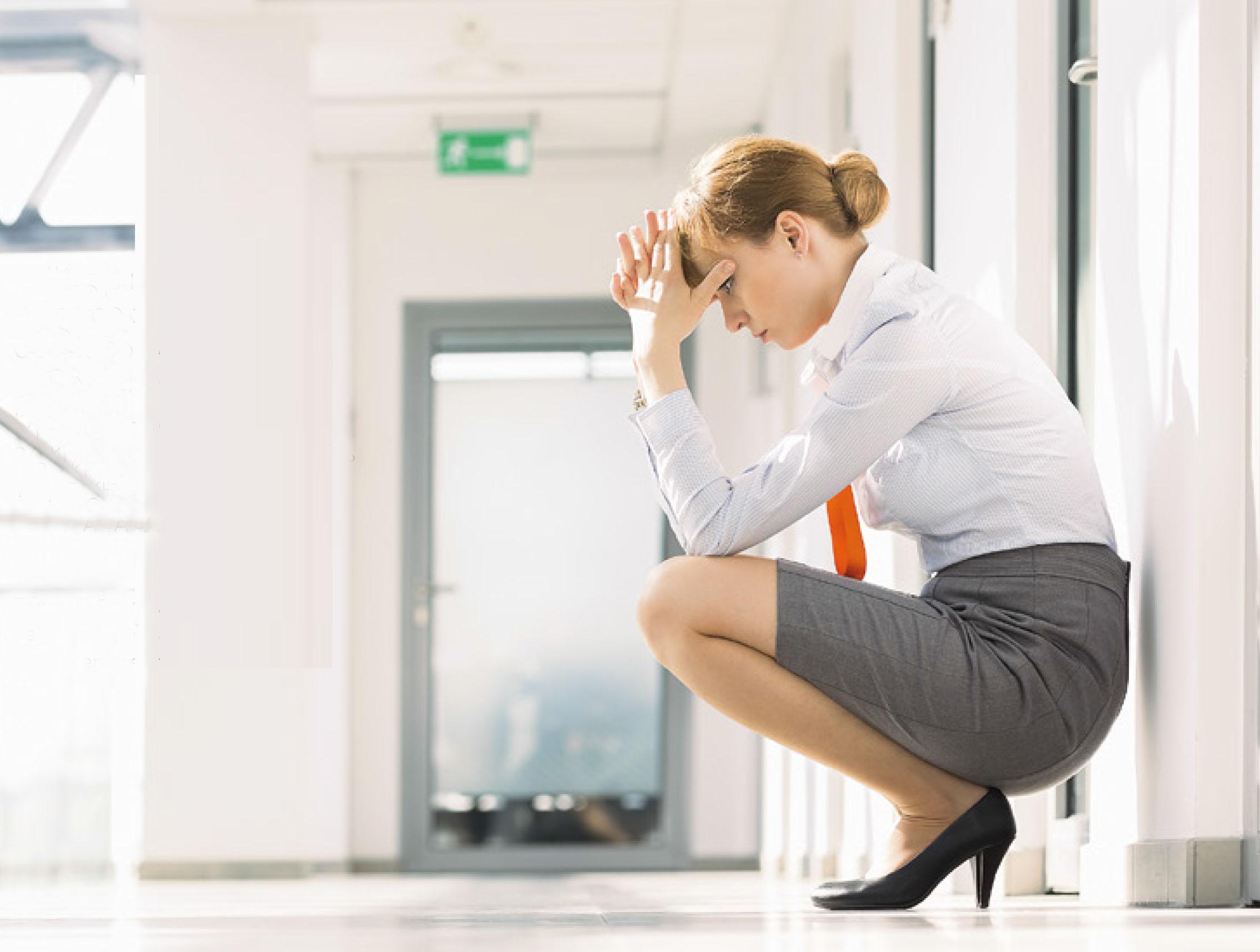 5 очевидных признаков выгорания на работе