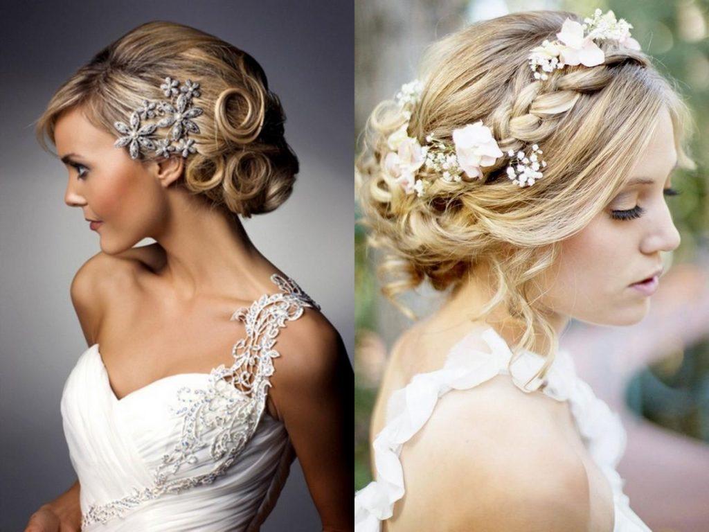 Модные свадебные прически 2019-2020