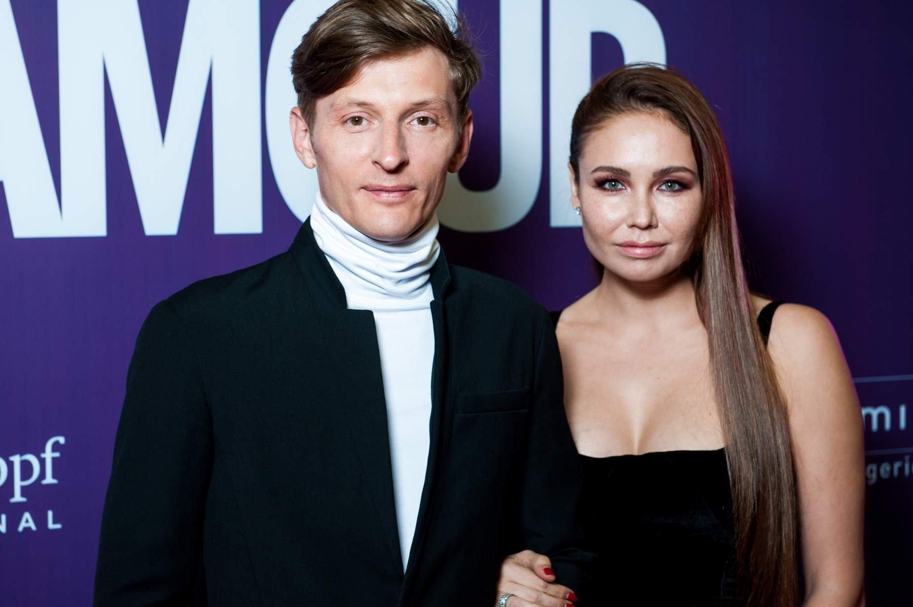 Павел Воля трогательно поздравил жену с днем рождения