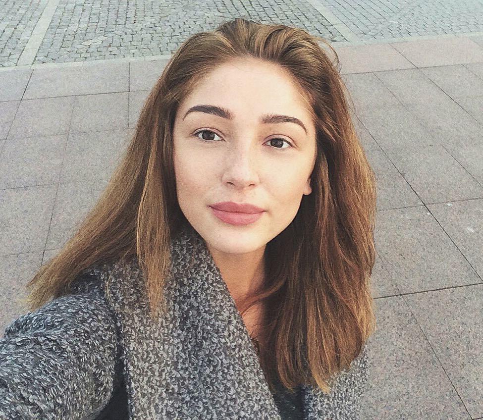 Анастасия Ивлеева отправилась в Италию