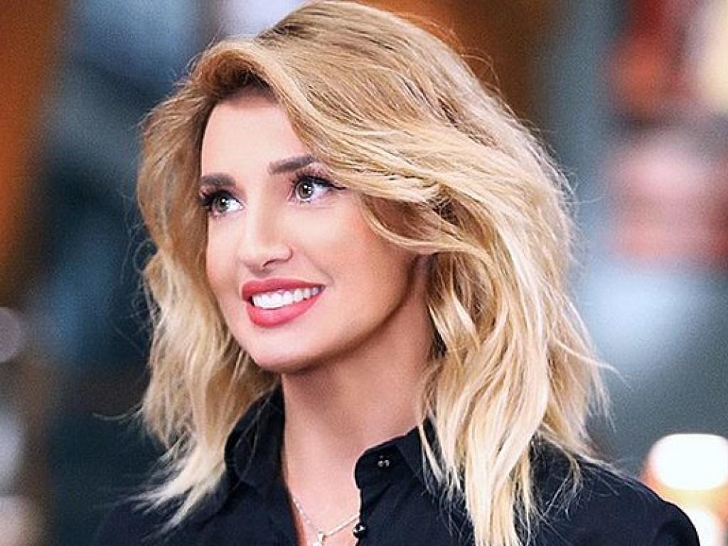 Оксана Марченко показала лицо без макияжа