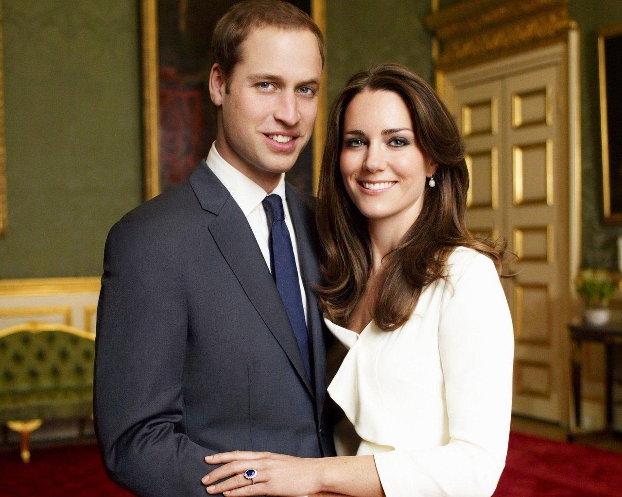 Любовь с первого взгляда: раскрыли настоящую историю знакомства принца Уильяма и Кейт Миддлтон