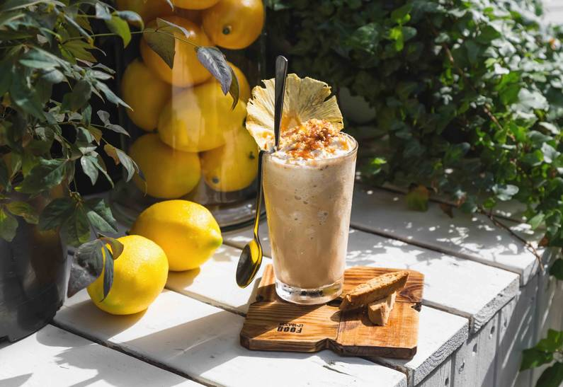 Вкусные и полезные летние напитки