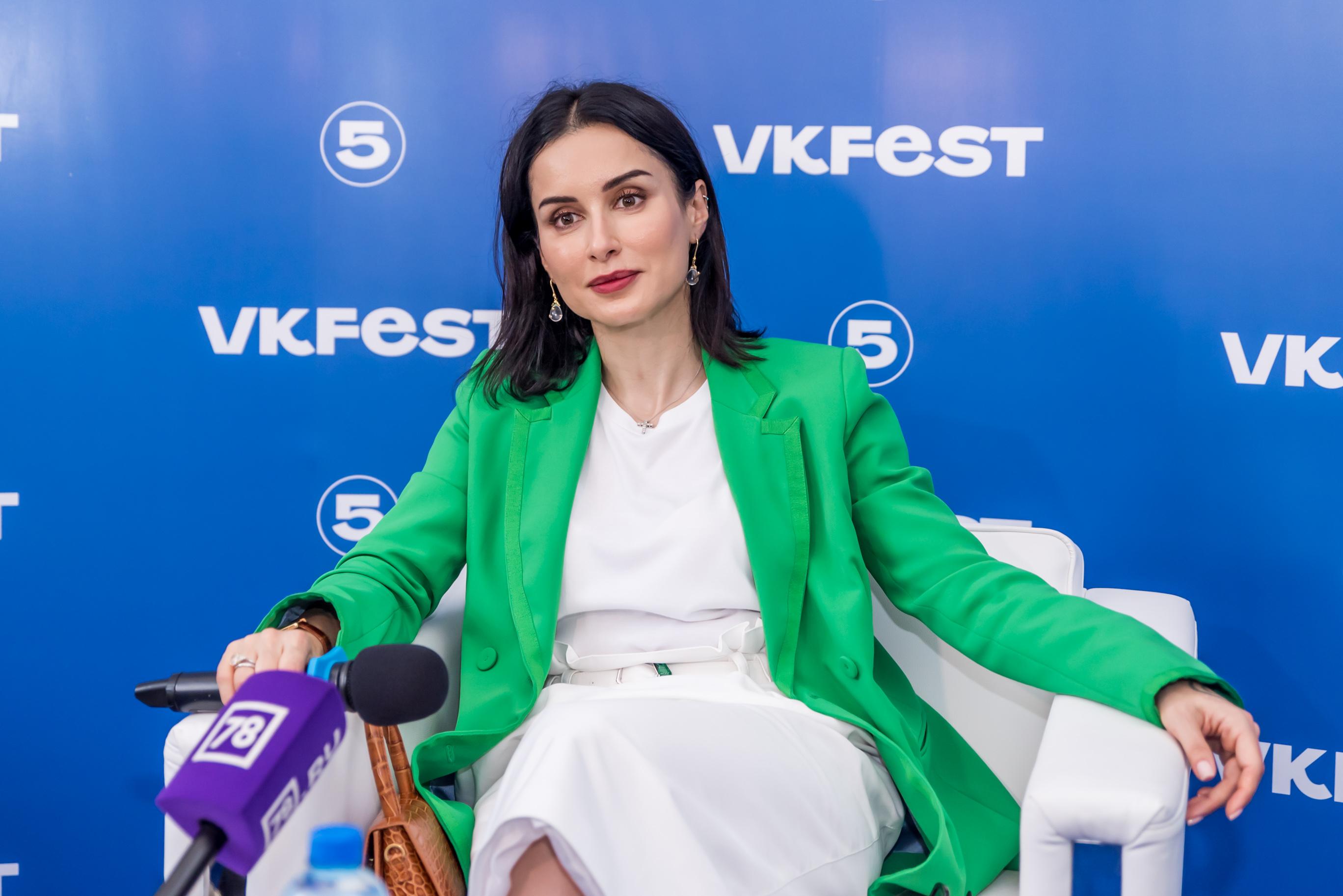 Тина Канделаки рассказала об отношениях с мужем