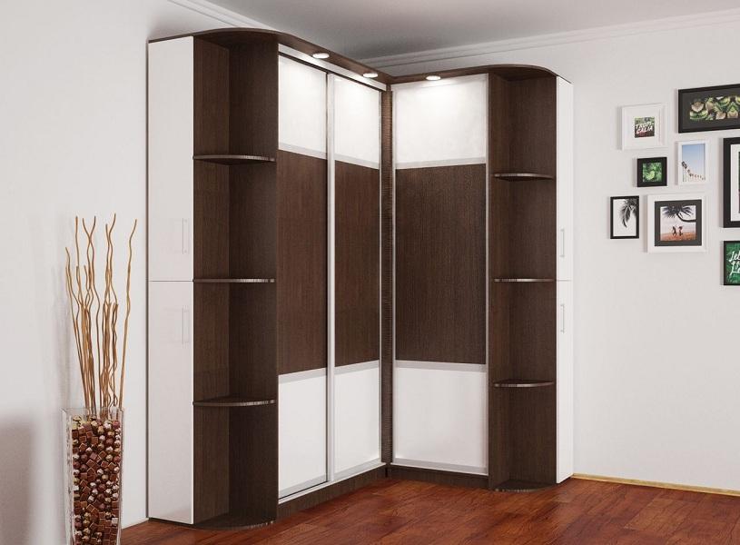 Угловые шкафы от интернет-магазина Эрмэс